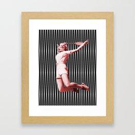 Smash Point Framed Art Print