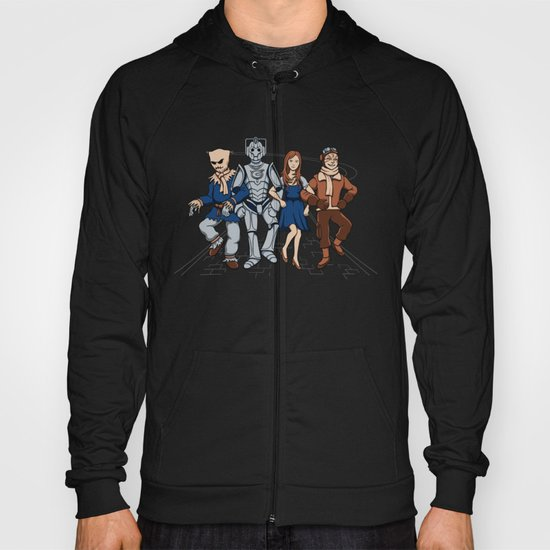 Wizard of Who Hoody