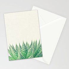 Lace Aloe Stationery Cards