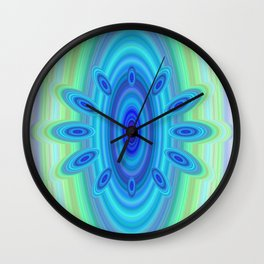 Winter's Gate Wall Clock
