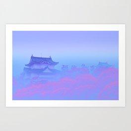 In the Mist Kunstdrucke