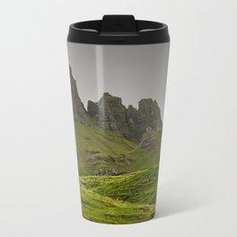 impressions of scotland - quiraing IV Metal Travel Mug