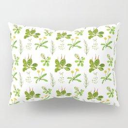 Lovely Weeds Pillow Sham