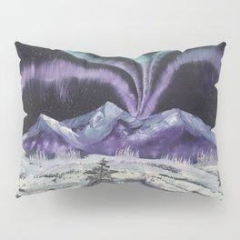 Aurora the Fabulous - Dancing lights Pillow Sham