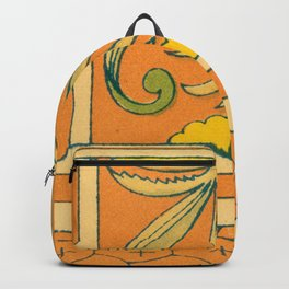 Owen Jones - famous 19th Century Grammar of Ornament Backpack