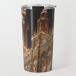 Vienna, city hall Travel Mug