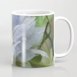 Climbing Clematis Vine Coffee Mug