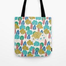 Happy Hermit Tote Bag
