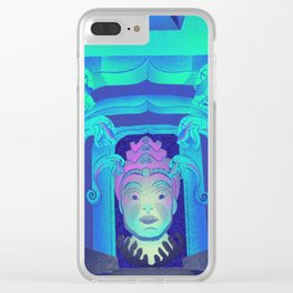 Chamber of Destiny Clear iPhone Case