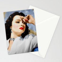 Joan Bennett Stationery Cards