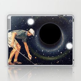 Black Hole in One Laptop & iPad Skin
