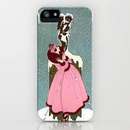 """The End of Romance"" Deco Design iPhone Case"