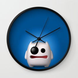 Mio Blue Wall Clock