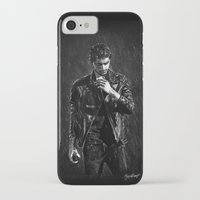 cyrilliart iPhone & iPod Cases featuring Wet Zayn by Cyrilliart