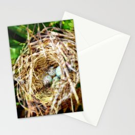 Birds :: Our Nest Stationery Cards