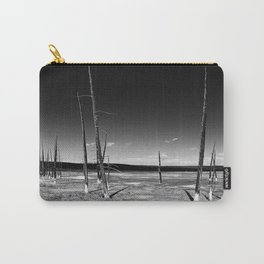 Lodgepole Pines Carry-All Pouch
