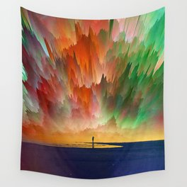 One Of Those Days Wall Tapestry