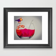MixMotion: Punches Framed Art Print