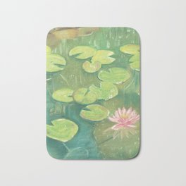 Lily Pond Bath Mat