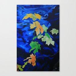 Tumbling Fall Canvas Print
