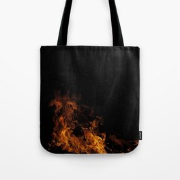Fire Drake of the North Tote Bag