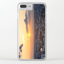 Berliner Sonne Clear iPhone Case