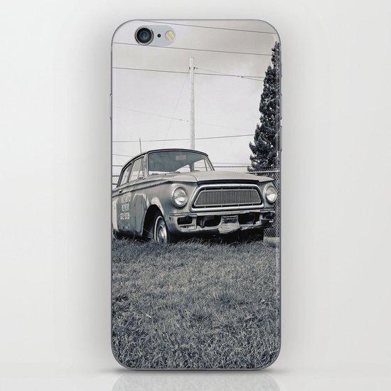 Rusty Rambler iPhone & iPod Skin