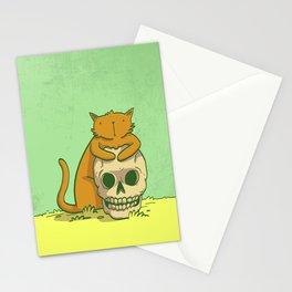 Kitty Hugs Stationery Cards