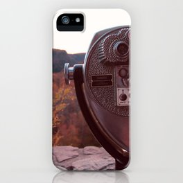 Clear Vision iPhone Case
