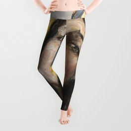 Beloved mother Leggings