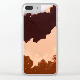 play of color Clear iPhone Case