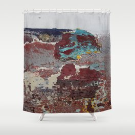 Urban Landscape I - JUSTART (c) Shower Curtain