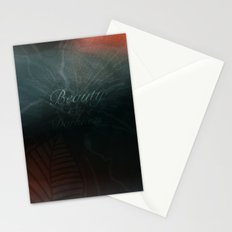 Beauty in the Darkness Stationery Cards
