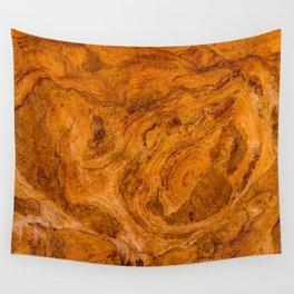Natural Stone Art-The Cistern, Gold Butte, NV Wall Tapestry