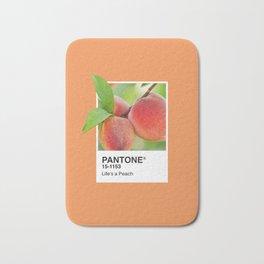 PANTONE SERIES – PEACH Bath Mat