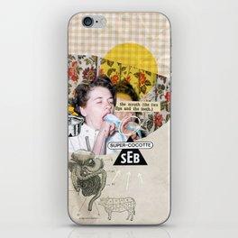 Gourmandise iPhone Skin