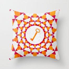 Phantom Keys Series - 03 Throw Pillow