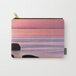 Lines in the Sea Carry-All Pouch