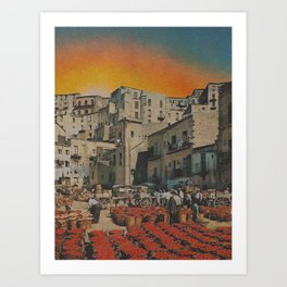 italia Art Print
