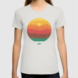 Layers Of Nature T-shirt