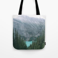 Lake Louise II Tote Bag