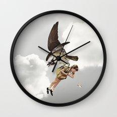 third beat II Wall Clock