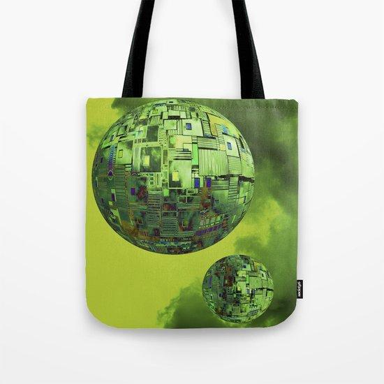 Nano-Universe  10-07-16 Tote Bag