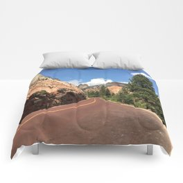 ZION National Park ,UTAH-USA Comforters