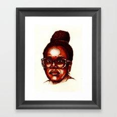 -3- Framed Art Print