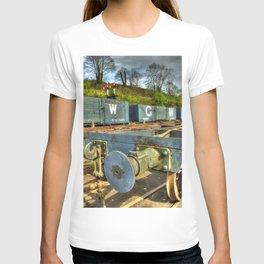 Conflat Wagon T-shirt