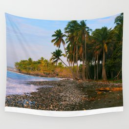 Dominican Coast Wall Tapestry