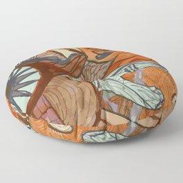 Doodle 15 Floor Pillow