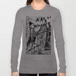 bla,bla,bla Long Sleeve T-shirt