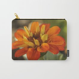 Marigold Flower Carry-All Pouch